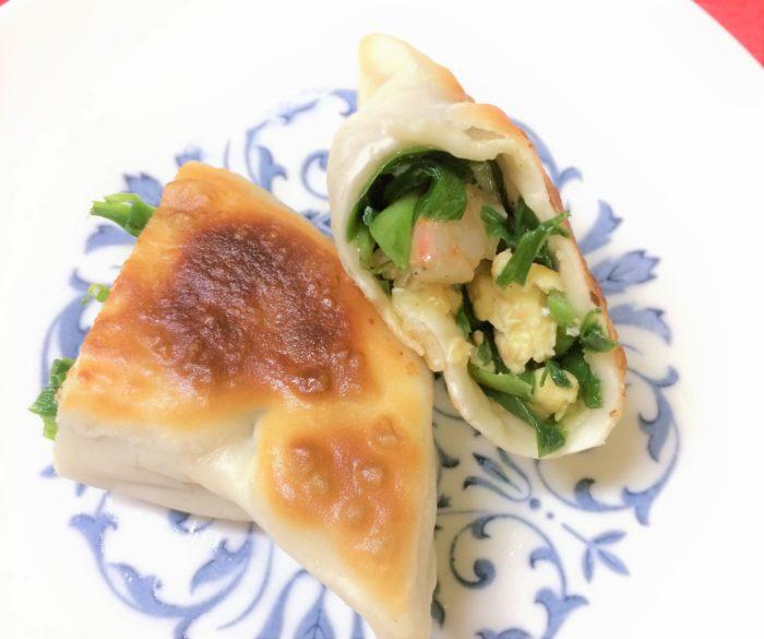 レシピ!簡単!ニラ饅頭
