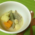 潤しのスープ~牛すじアレンジ②レシピ