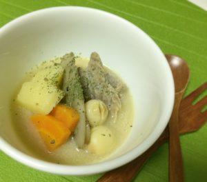 レシピ!牛すじ潤いスープ