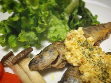 レシピ!岩魚ソテーと薬膳ソース